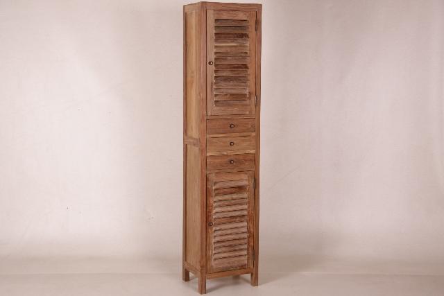 schmaler kleiderschrank wei schmale schrnke massivholz mbel von massivholzmoebelshopde - Schmaler Kleiderschrank