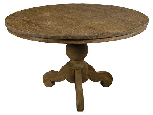 runde u. ovale Tische