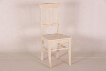 sto251 Stuhl Retro aus massiv Fichte