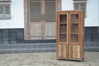 Vitrinenschrank Semarang-07 Dengkleh