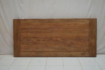 Tischplatte Dengkleh-Teak 3 cm dick