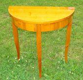 Demi-Lune Tisch, Kirschbaum