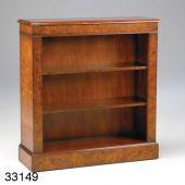 offenes Bücherregal Burl 91*31 cm Höhe 123 cm