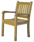 Stuhl Beaufort aus Teakholz