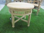 kleiner Tisch Betawi aus Teakholz