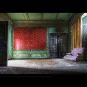 Glasbild DiBond Wohnzimmer 80*120 cm