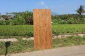 Tischplatte Pohon 6 cm Kasar